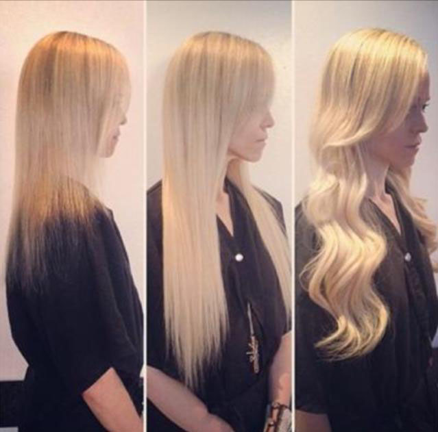 Hair Extensions Hair By Audrey Carlsbad Ca
